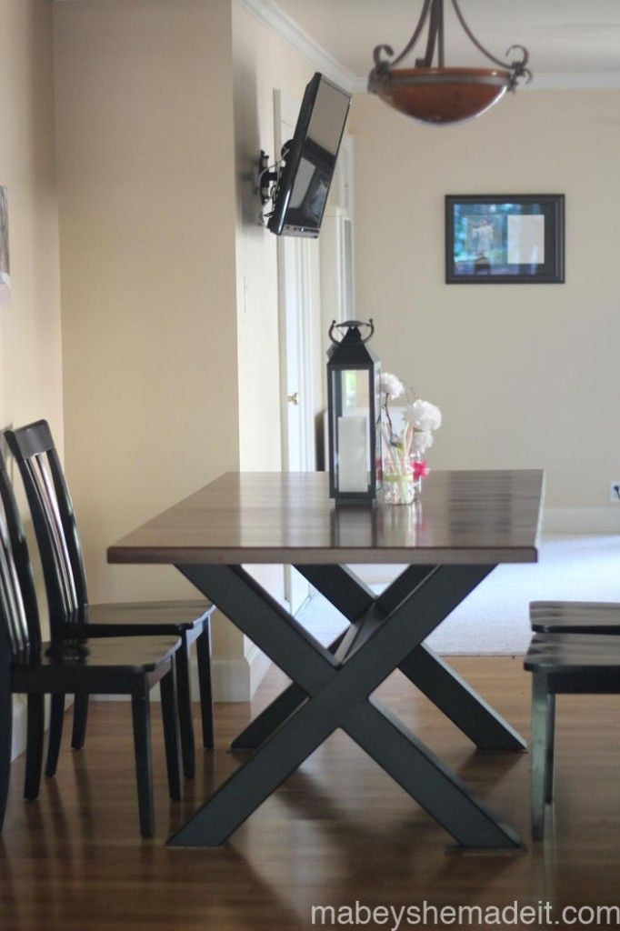 Dining Table and Chairs | Mabey She Made It