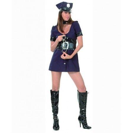 Disfraz de policia mujer http://www.disfracessimon.com/disfraz-mujer-policia-p-742.html