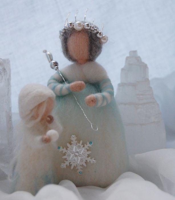 Die Wollwerkerin - Phantasieanregendes aus Märchenwolle - Wir sind schon verreist!