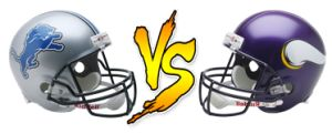 Detroit Lions vs Minnesota Vikings Live Streaming Online