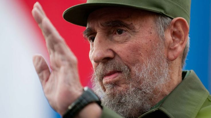Fidel Castro: The U.S. Owes Cuba Millions of Dollars---DON'T WORRY---I AM SURE 0bama will pay it ALL back!