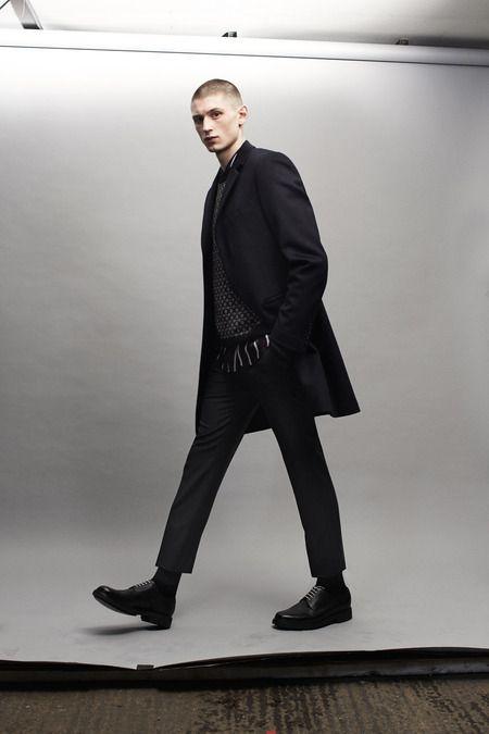 Joseph | Fall 2014 Menswear Collection | Style.com