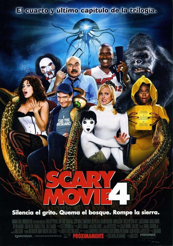 Scary Movie 4 (2006) - Ver Películas Online Gratis - Ver Scary Movie 4 Online Gratis #ScaryMovie4 - http://mwfo.pro/188514