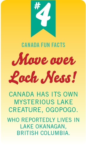 Canada Fun Fact No. 4 by #PinUpLive
