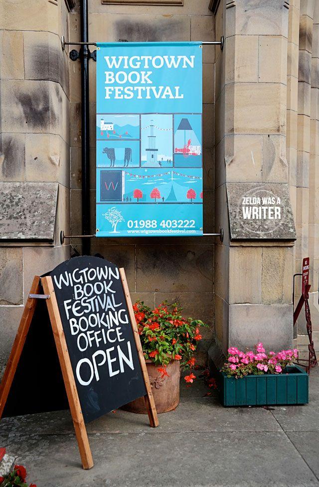 Wigtown Book Festival | Zelda was a writer