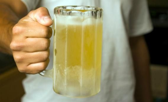 How To Tell if you're Drinking Beer from a Dirty Glass