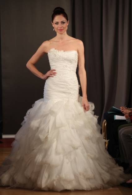 Bridal Collection Ines Di Santo Spring 2013