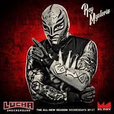 Image result for lucha underground