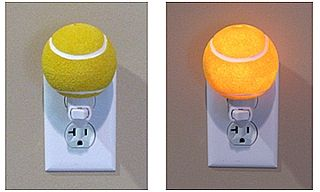 Tennis Home Decorations- night light