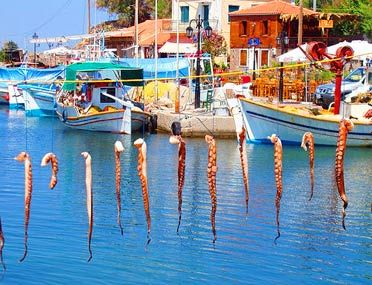 Lesvos, Greek Island