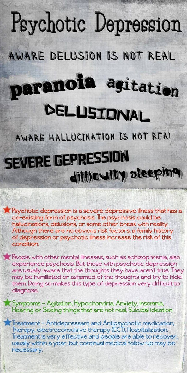 mental disorder depression Mental disorder: mental disorder, any illness with significant psychological or behavioral manifestations that is associated with suffering or impaired functioning.