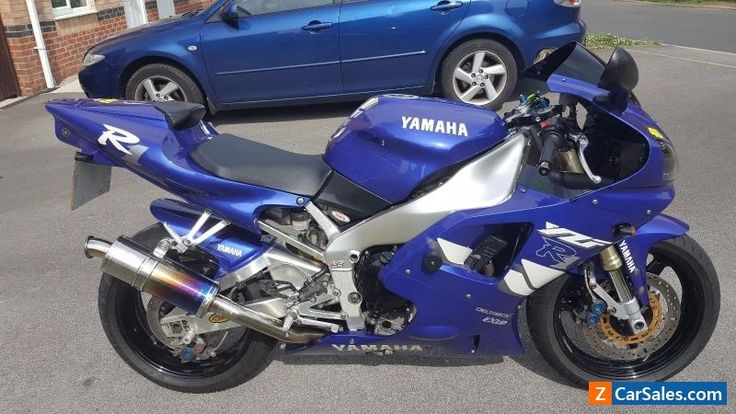 R1 1999 well looked after better than gsxr cbr  in my opinion #yamaha #yzfr1 #forsale #unitedkingdom