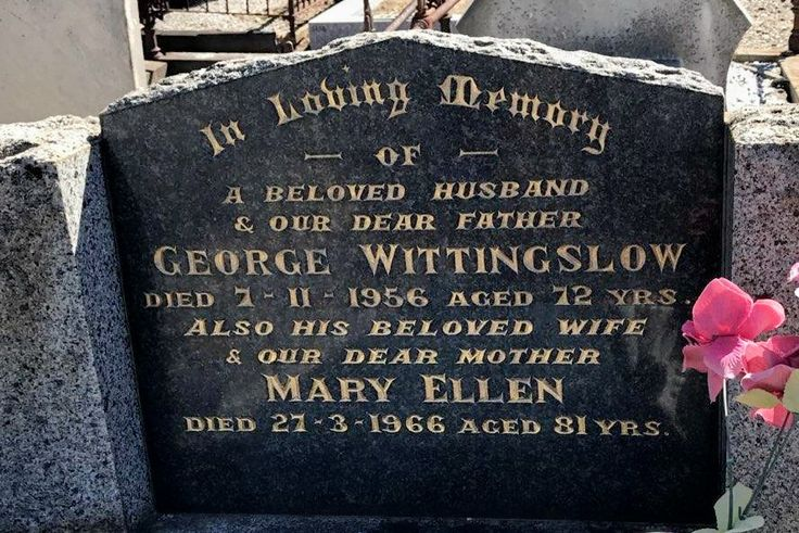 George Wittingslow (1884 - 1956) - Find A Grave Photos