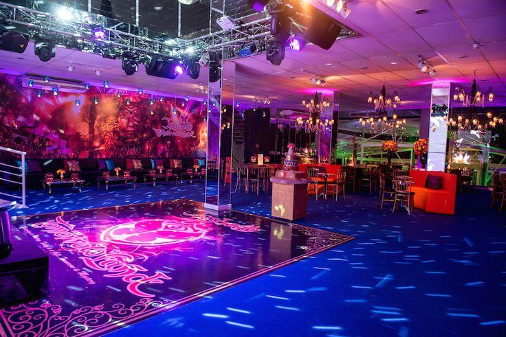 Festa tema Tomorrowland: pista de dança - Foto: Luiz Claudio Fotografia
