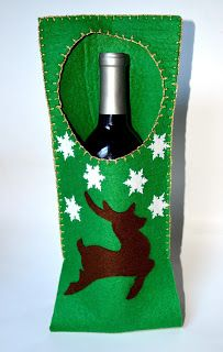 Wonderland: Wine bag