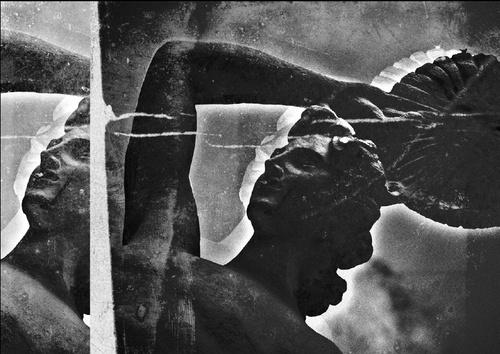 Diana Daia - Fum: Camera Obscura, Obscura B W, Diana Daia