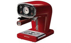 Groupon - Macchina da caffè Ariete Cafè Retro rossa a [missing {{location}} value]. Prezzo Groupon: €79,90