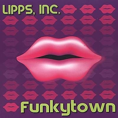 I just used Shazam to discover Funkytown by Lipps, Inc.. http://shz.am/t5908327