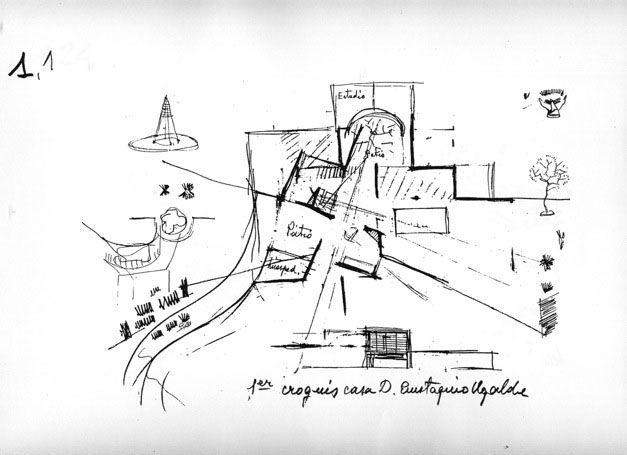 casa Ugalde (1952) J.A. Coderch