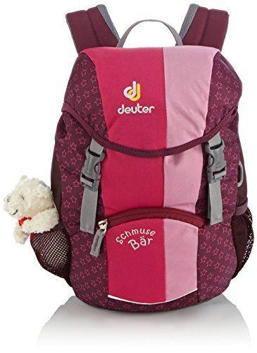 #Deuter #Kinder #Rucksack #Schmusebär, #pink, #34 #x 20 #x #16 cm, #8 #Liter, #3600350400 - Deuter…