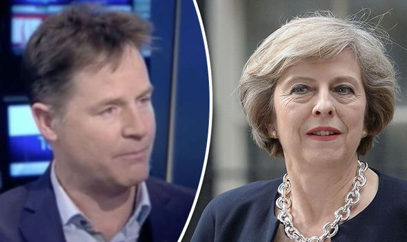 May's trip to KSA politically motivated, in line with Arab regimes' interests BlackHouse, Apr. 07 – Main goal of Theresa May's visit to Saudi Arabia is talking about Iraq and Iran elections, besides crises in Syria, Yemen, and Bahrain, says Nick Clegg, Former Deputy Prime Minister Nick Clegg has said the British Prime Minster Theresa May's visit to Saudi Arabia... https://bh-news.net/2p8gVl5