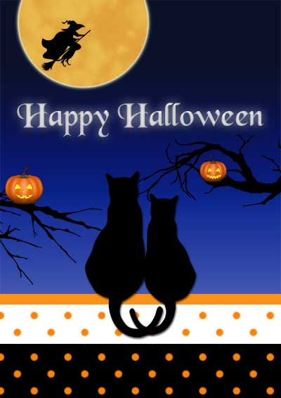 82 best Halloween Cards images on Pinterest | Happy halloween ...