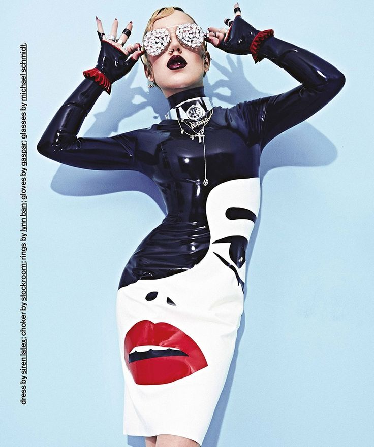 Brooke Candy is a Pop Vixen in Nylon Singapore by An Le - Fashion Gone Rogue