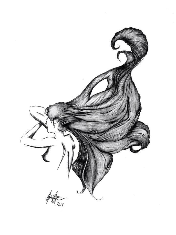 Flowing Artist: Jeanette Perlie