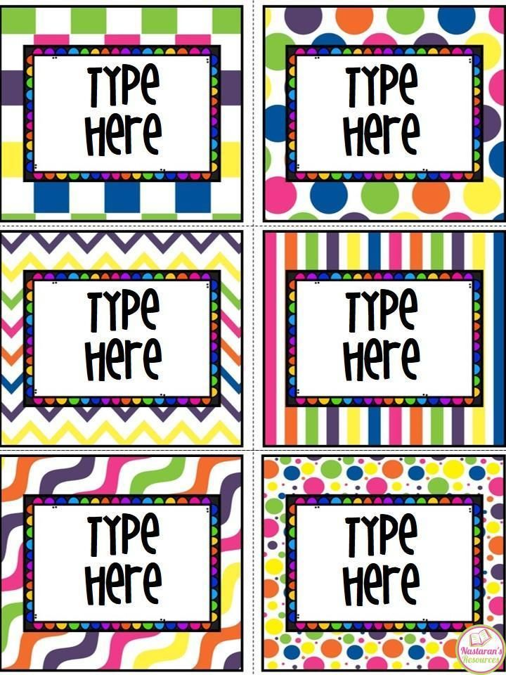 Unusual image with free printable classroom labels with pictures