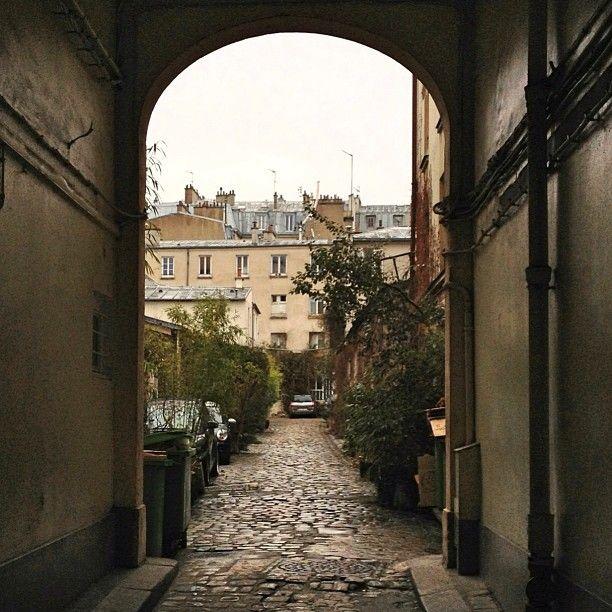 Caf Ef Bf Bd De Paris  Rue Oberkampf E Paris