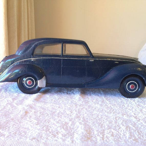 ❦Δ Lagonda #Model Car- #Vintage Wooden - TOTALLY UNIQUE Handmade #Hand made by http://etsy.me/2ecEngR