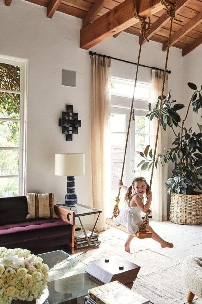 House Tour Kim Kardashian S Stylist Opens Up Her Los Angeles Home
