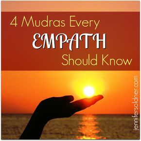 Mudras for Empaths