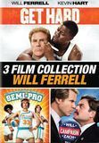 3 Film Collection: Will Ferrell - Get Hard/Semi-Pro/The Campaign [2 Discs] [DVD]
