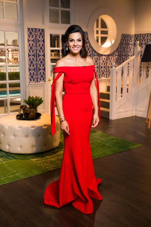 Nicole O'Neil at The Real Housewives of Sydney Reunion