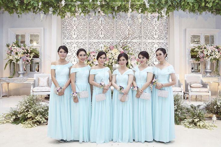 Outdoor Javanese Wedding at De La Rossa Kemang -