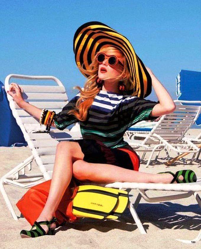 Шляпа с широкими полями | Пляжные шляпы с широкими полями