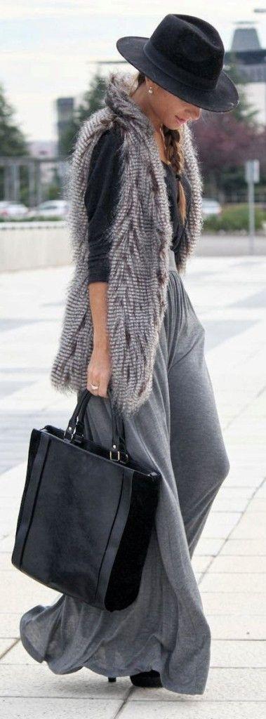 Street style fashion   @༺♥༻LadyLuxury༺♥༻