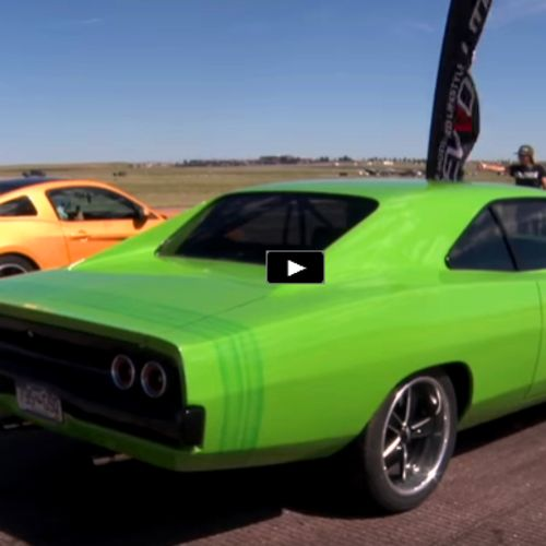 — 840hp Dodge HEMI Charger Built For Show & Go