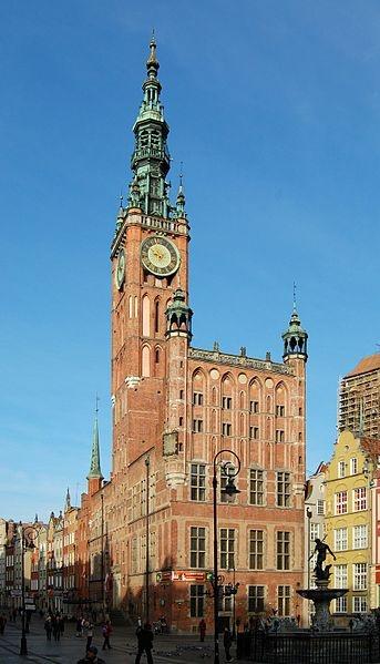 Rathaus, Gdansk, #Poland