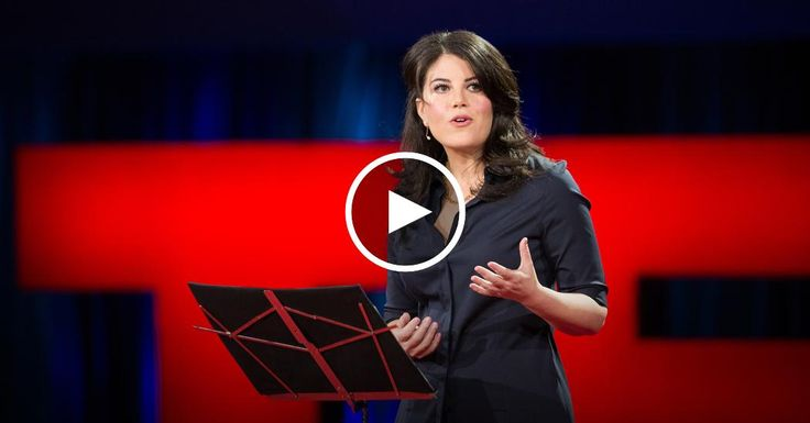 """""""Public shaming as a blood sport has to stop,"""" says Monica Lewinsky. In 1998, she says, """"I was Patient Zero of losing a personal reputation on a global scale almost instantaneously."""" Today, the kind of online public shaming she went through has become constant -- and can turn deadly. In a brave talk, she takes a hard look at our online culture of humiliation, and asks for a different way."""