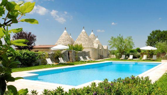 NOCI, CLOSE TO ALBERBELLO Abate Masseria & Resort - gallery