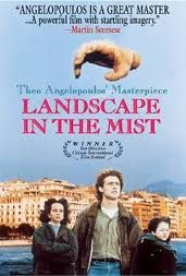Landscape In The Mist by Theo Angelopoulos