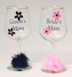 wine glasses/ beer mugs on Pinterest   Painted Wine Glasses, Wine ...