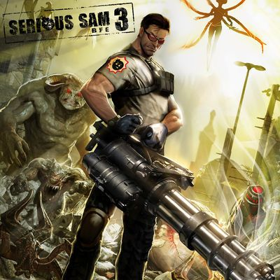 Damjan Mravunac-Serious Sam 3 (Video Game Soundtrack)-WEB-2016-TSX