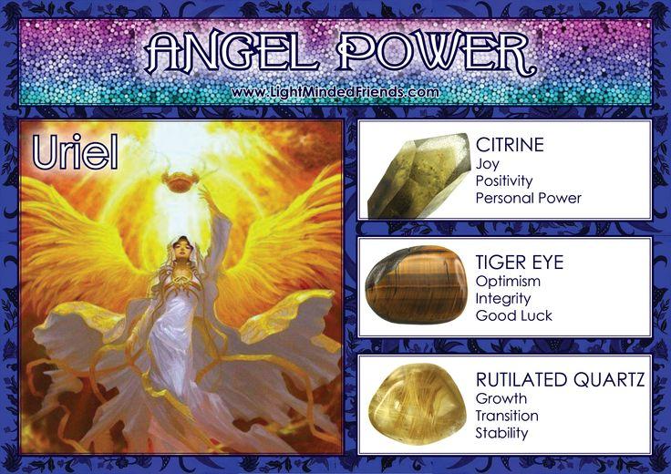 Angel Power: Uriel!