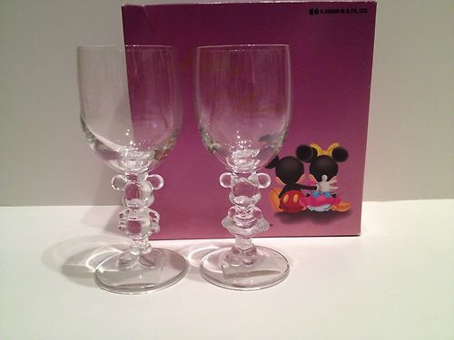 Rare Collectible Vintage Mickey And Minnie Mouse Disney
