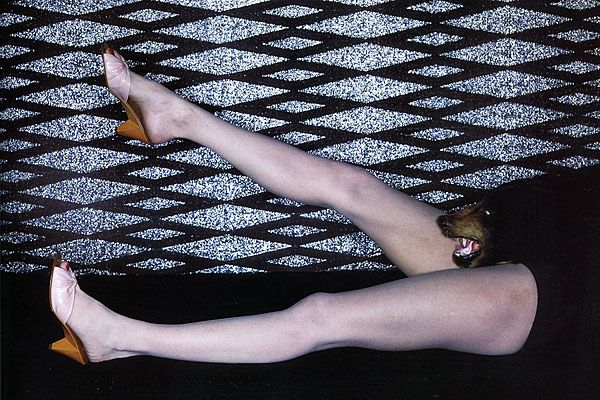 Guy Bourdin, fashion photography | Hint Fashion Magazine