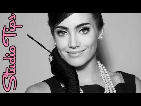 Audrey Hepburn Eyes: Studio Tips