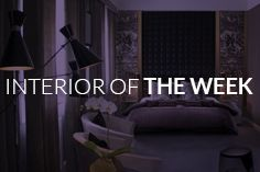 See more of the best interior of the week at: http://covetedition.com/category/projects/